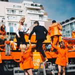 MELLES PEOPLE, werknemers, EURO2020, Oranje, MELLES PEOPEL in de nieuwe videoclip oranje